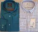 Mens Cotton Full Sleeve Shirt