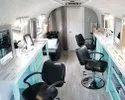 Beauty Parlour On Wheels . Saloon On Wheels