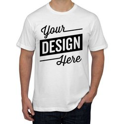 Cotton T Shirt Screen Printing Services