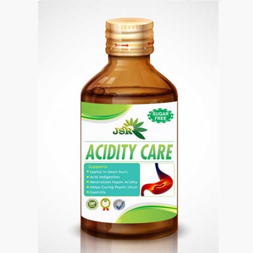 Acidity Care Syrup