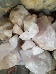 Rose Quartz Rough Stone