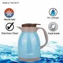 Probott Stainless Steel Double Wall Food Grade Espresso Coffee Pot 2100ml PB 2100-77