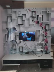Kaka PVC Digital Wall Panel