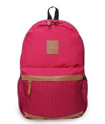 Colored Nylon Free Size Backpack