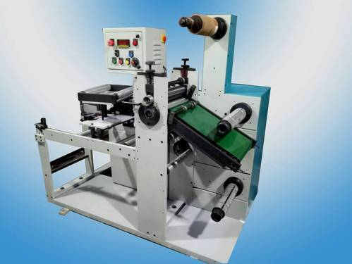 Label Sheet Cutting Machine