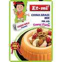 Kesar Pista Instant China Grass Mix Milk Jelly