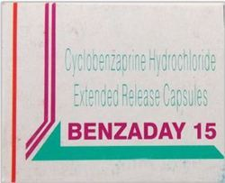 Benzaday 15mg Capsule