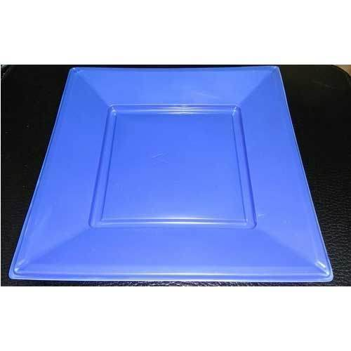 Colored Disposable Plastic Plates  sc 1 st  IndiaMART & Colored Disposable Plastic Plates at Rs 700 /packet   Canning Street ...