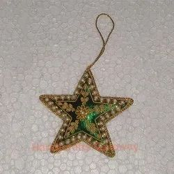 Zari Christmas Tree Hanging Ornament