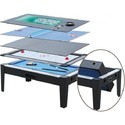 8Ft Pool And Air Hockey Table