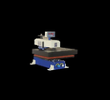 3 Phase Semi-automatic Cotton Sublimation Machine For Cloth Print, Weight: 115 Kg, Warranty: 1 Year