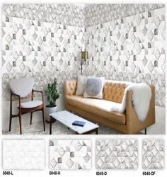 6048 (L, H, D, DF) Hexa Ceramic Digital Wall Tiles
