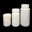 HDPE Tablet Container With CRC Cap