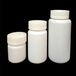 HDPE Tablet Bottle With CRC Cap