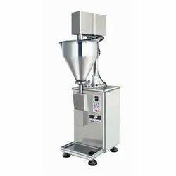 Semi Automatic Oil Filling Machine