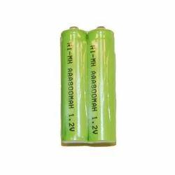 AAA Rechargeable Battery, Capacity: 800 mAh