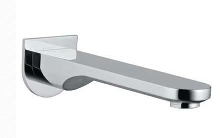 percy by tub spouts product spout dxv wall from