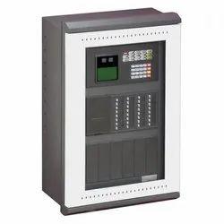 Grey & Black GST Analogue Addressable Fire Alarm System