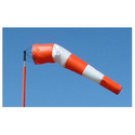 Wind Sock Indicator With Stand