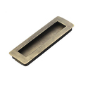 Silver Anitque Cabinet Handle