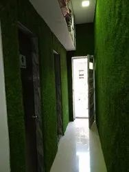 wall artifical grass