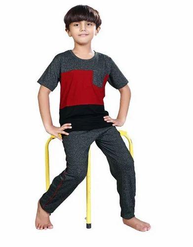 3175c39f22 Cotton V-tex Boys Nightwear (b0173)