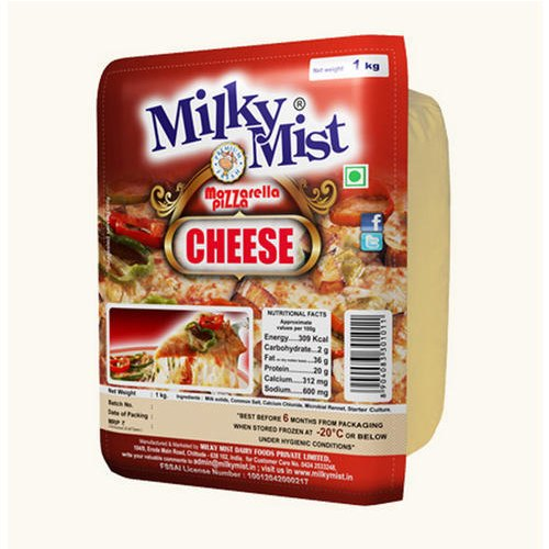 Milky Mist Mozzarella Pizza Cheese