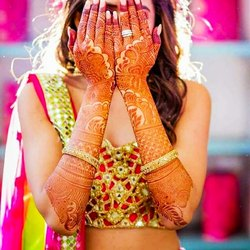 Full Hand Mehndi