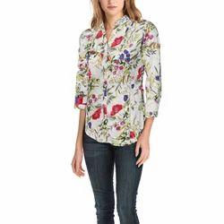 Suhana Ladies Printed Shirt