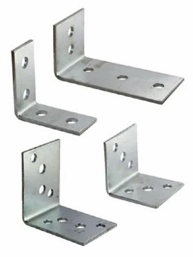 Rajshi Metal Brackets, Size: 85x37mm