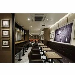 Coffee Shop Interior Designing Service