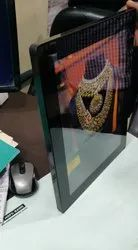 Plastic ABS Led Magnetic Display Board