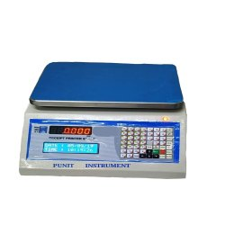 Barcode Lable Printer Weighing Scale