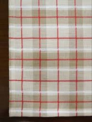 Cotton Yarn Dyed Check Table Mats