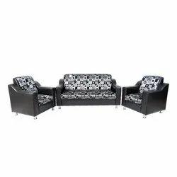 Modern Living Room Wooden Sofa Set, For Home