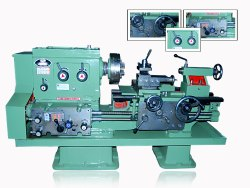 Heavy Duty All Gear Lathe Machine