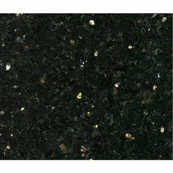 Black Galaxy Granite Slab, 20 Mm