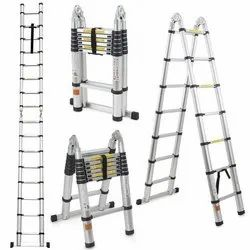 16 Feet Aluminum Telescopic Ladder