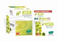 Ibuprofen Softgel Capsules