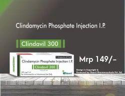 Clindamycin Phosphate Inj