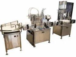 Automatic Filling Machine