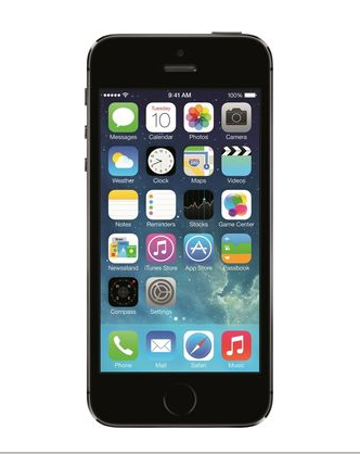 b4a674300 Apple IPhone 5S 16 GB Space Grey at Rs 25000  piece