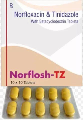 Cipla Norflox-TZ Tablet, Rs 74 /strip Care Exim | ID: 19346687433
