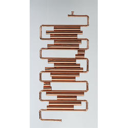 Radiator Copper Pipes