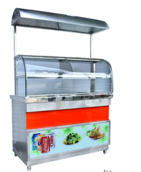 Golgappa Display Counter