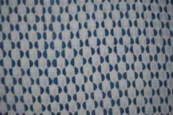 Indian Hand Block Printed Cotton Fabric