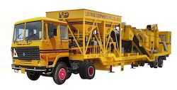 Leo Mobile Drum Mix Asphalt Plant