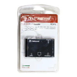 Transcend RDP8 USB Card Reader