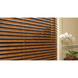 Wooden Horizontal Blind