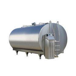Stainless Steel Bulk Milk Cooling Tanks